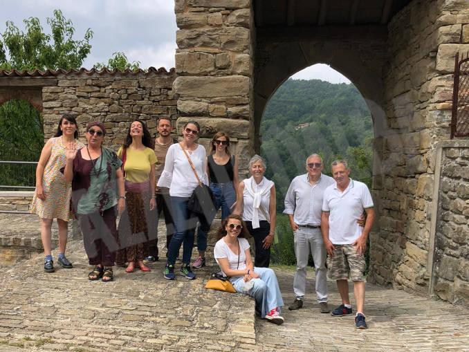 Camminata Fenogliana San Benedetto