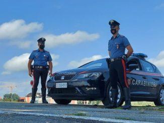 Prevenzione stragi sabato sera: una persona denunciata dai Carabinieri