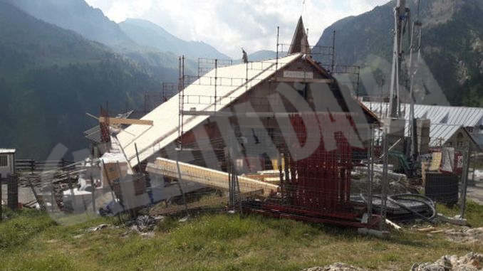 Riapre la casa del randiere a Sant'Anna di Vinadio