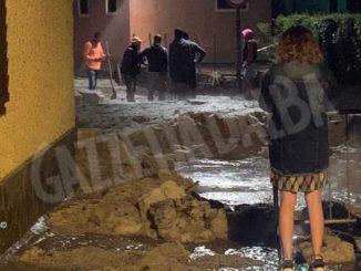Violento nubifragio sul Roero: notte di interventi per i pompieri 2