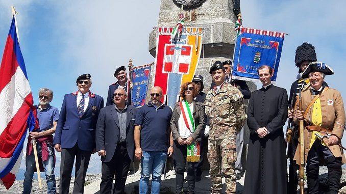 Al Colle dell'Assietta la 53esima Festa del Piemonte