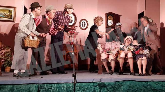 Domenica a Sommariva Perno appuntamento con la commedia della compagnia Der roche