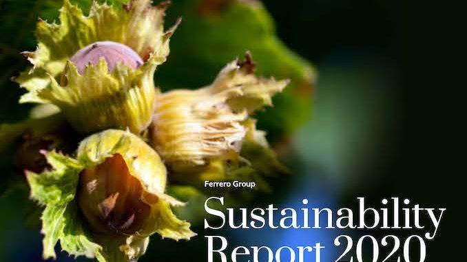 Ferrero pubblica il dodicesimo rapporto di sostenibilità