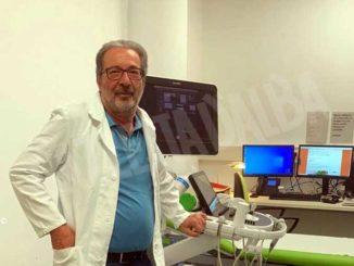 Il medico Dario Fraire, pioniere dell'ecotomografia in Granda