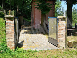 I volontari della Protezione civile di Dogliani hanno ripulito il parco Robinson