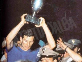 Nel 1968 la prima vittoria agli Europei dell'Italia trovò spazio anche su Gazzetta d'Alba