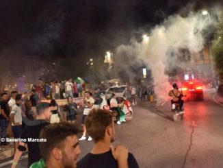 Europei: le immagini e i video dei festeggiamenti ad Alba 13