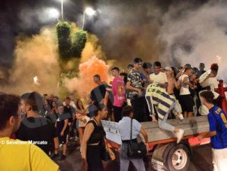 Europei: le immagini e i video dei festeggiamenti ad Alba
