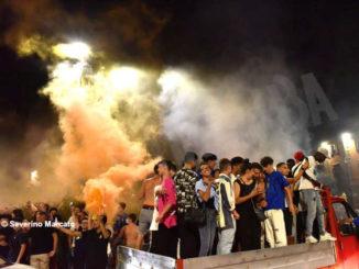 Europei: le immagini e i video dei festeggiamenti ad Alba 15