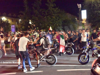 Europei: le immagini e i video dei festeggiamenti ad Alba 16
