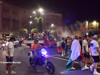 Europei: le immagini e i video dei festeggiamenti ad Alba 20