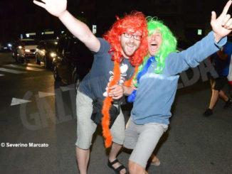 Europei: le immagini e i video dei festeggiamenti ad Alba 7