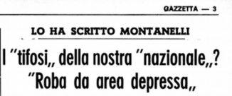 Nel 1968 la prima vittoria agli Europei dell'Italia trovò spazio anche su Gazzetta d'Alba 1