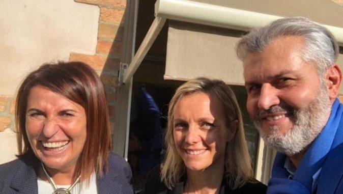 Cambiamo raccoglie adesioni importanti ad Alba: Carlotta Boffa e Olinto Magara