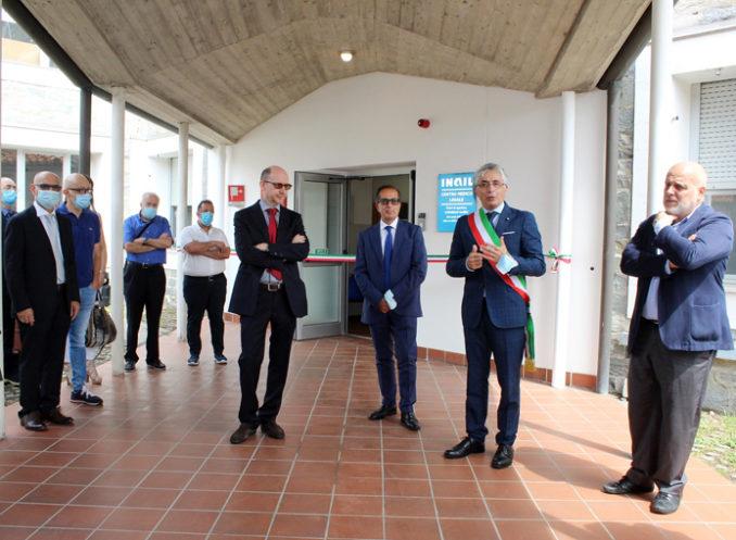 Alba: inaugurata la nuova sede Inail nei locali dell'ex tribunale (FOTOGALLERY)
