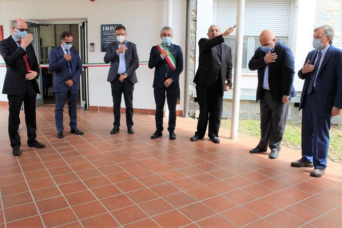 Alba: inaugurata la nuova sede Inail nei locali dell'ex tribunale (FOTOGALLERY) 1