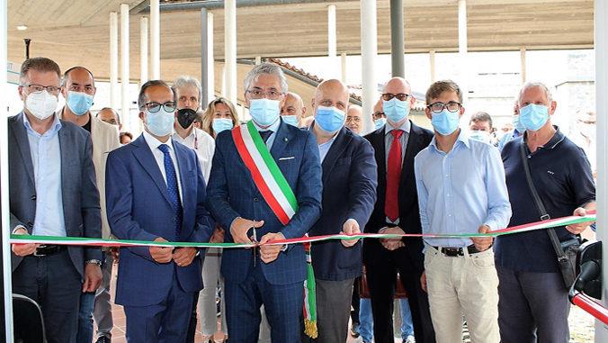 Alba: inaugurata la nuova sede Inail nei locali dell'ex tribunale
