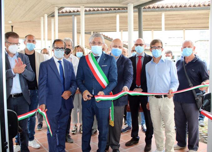 Alba: inaugurata la nuova sede Inail nei locali dell'ex tribunale (FOTOGALLERY) 3