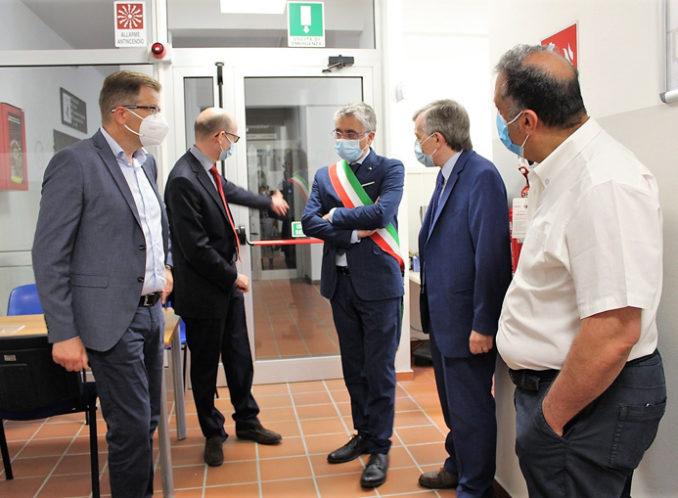 Alba: inaugurata la nuova sede Inail nei locali dell'ex tribunale (FOTOGALLERY) 5