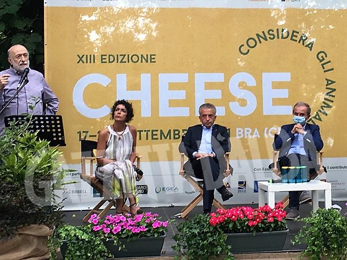 Intervento di Carlin Petrini – Cheese