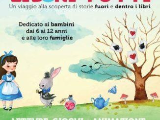 Sabato 24 alla biblioteca di Dogliani ci sarà una caccia al tesoro per bambini e famiglie