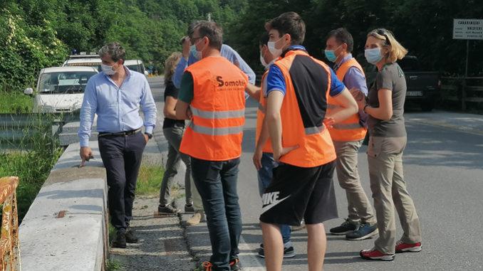 Tempesta Alex a Valdieri dalla Regione Piemonte 242.000 euro