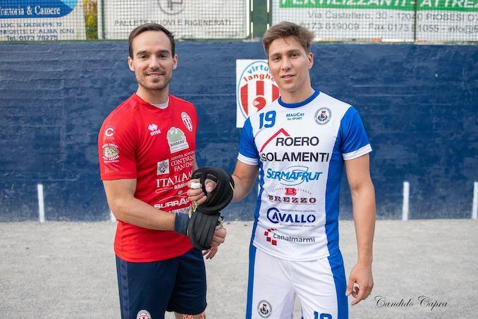 Paolo Vacchetto e Marco Battaglino