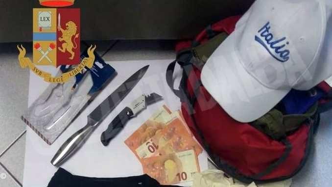 Tre colpi in quattro giorni: arrestata ad Alba la coppia delle rapine in farmacia