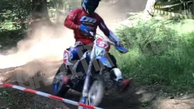 Al mondiale di enduro Ruprecht, australiano tesserato per il Moto club Dogliani, è terzo