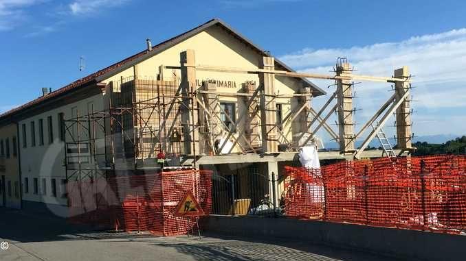 Sequestro della scuola di Santo Stefano: ci sarebbero irregolarità progettuali