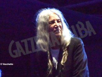 Patty Smith ad Alba: le migliori immagini 4