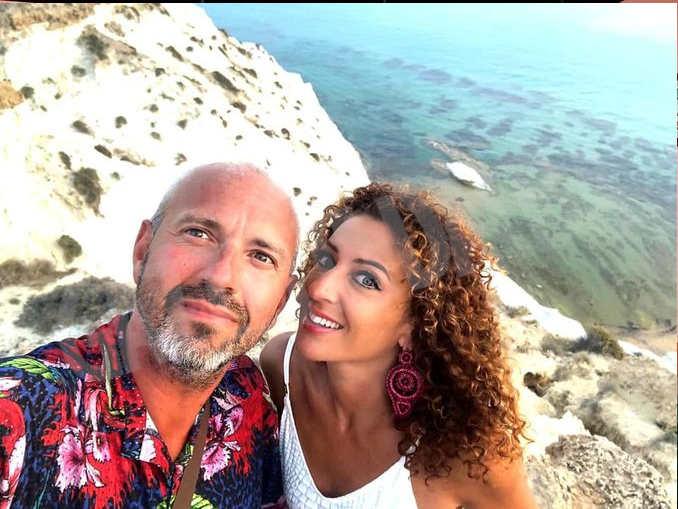 Tiziana Di Masi e Andrea Guolo