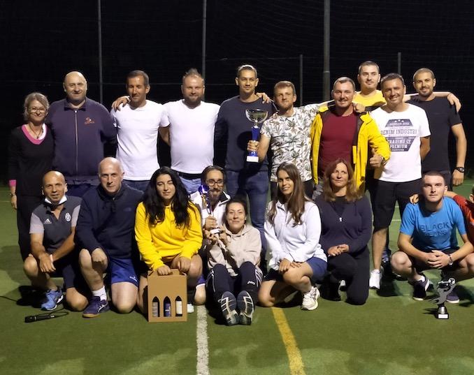 Torneo di calcio e pallavolo a Neive