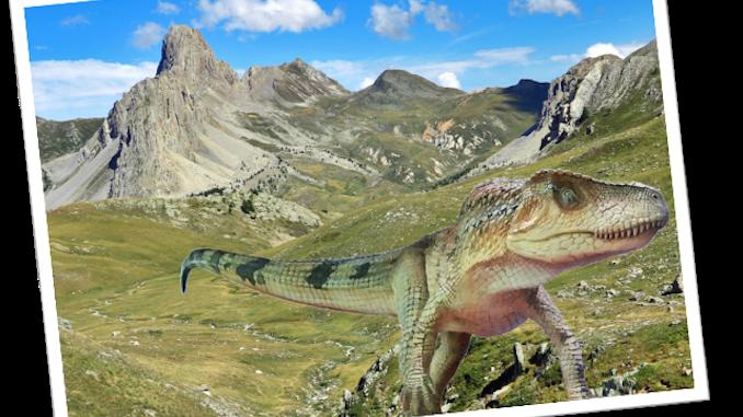Triassic park alla Gardetta con il Cai di Asti