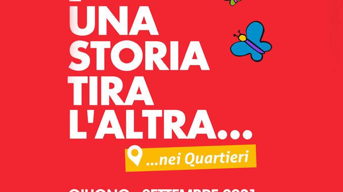 """Alba: due nuovi appuntamenti del ciclo """"Una storia tira l'altra…nei quartieri"""" a cura della Biblioteca civica"""