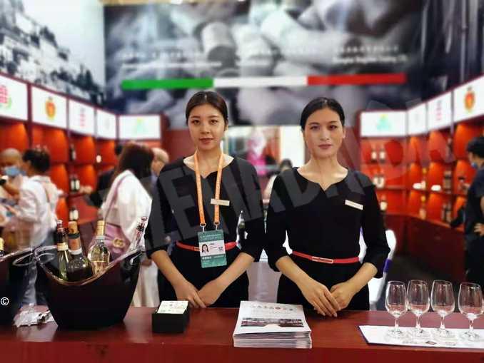 Zhejiang stand