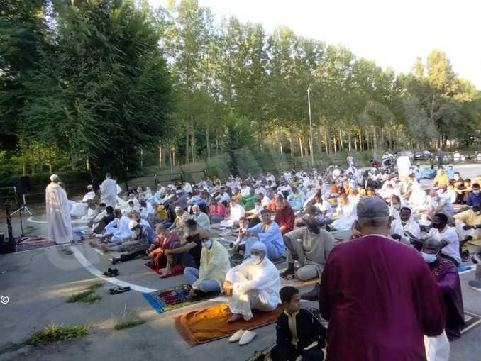 Eid al-Adha: la comunità musulmana celebra la festa del sacrificio 1