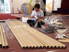Scultura sublime: al palaAlba fino a martedì l'esibizione di artiste internazionali 4