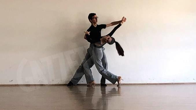 Ballerini di Somano e Barolo ai Campionati nazionali di danza sportiva