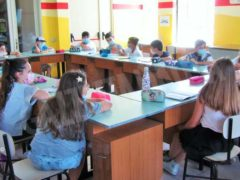 Scuola salesiana di Bra, una settimana tutta in inglese