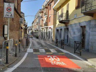 A Bra mobilità rivoluzionata con Zona 30 e ciclabili