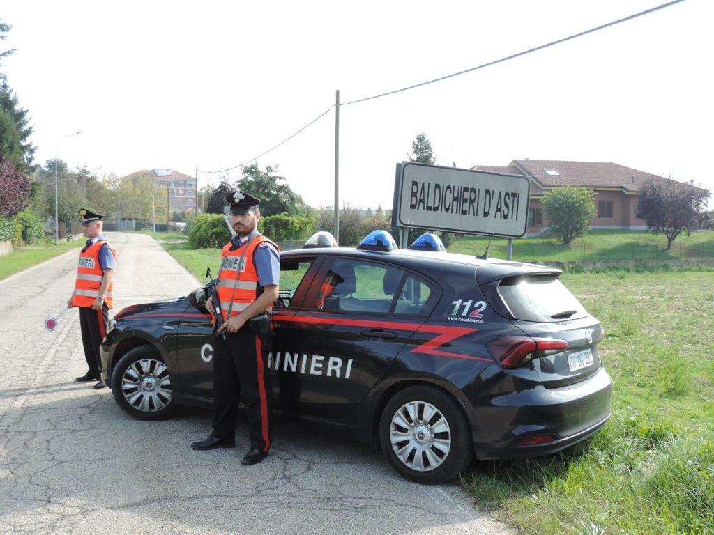 carabinieri di Baldichieri
