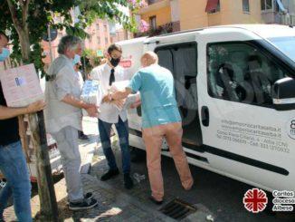 Accordo tra Comune e Caritas: donazione della Despar all'Emporio della solidarietà