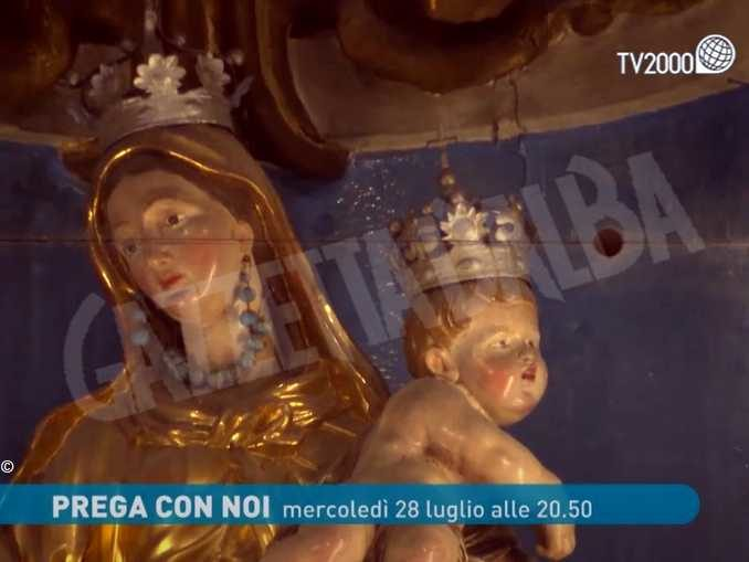 Prega con noi: mercoledì 28 su Tv2000 Rosario da Cherasco