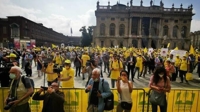 La Regione al fianco della Coldiretti nella protesta contro i cinghiali 2