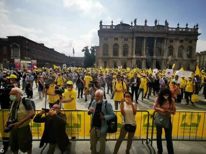 coldiretti protesta torino 2