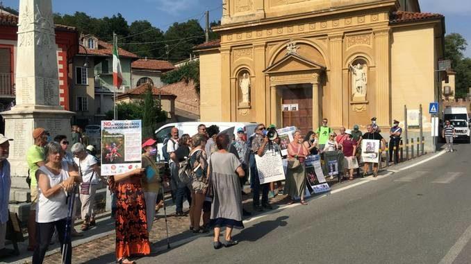 L'enduro danneggia i boschi! Marcia di protesta a Monteu Roero