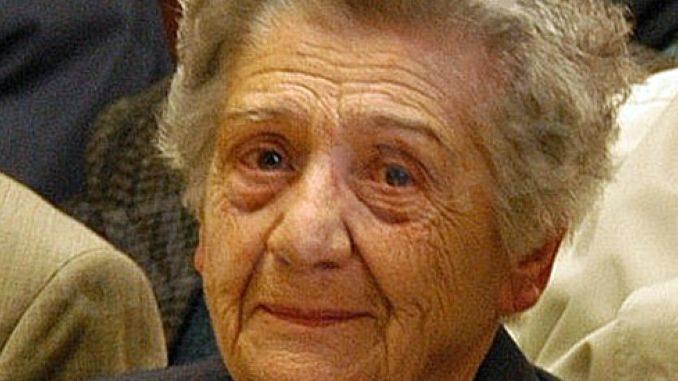Addio a Luciana Sarotto, vedova di Ugo Cerrato