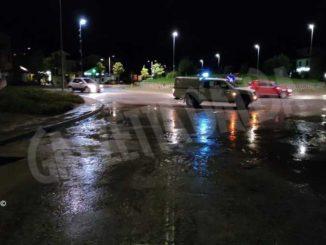 Bomba d'acqua sul Roero la situazione di Guarene il giorno dopo