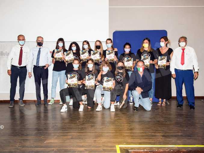 premiazione under 13